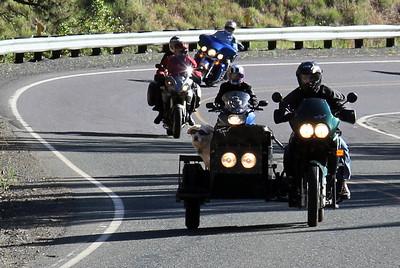 Chief Joseph Rally 2012- Cowboy Breakfast Ride