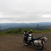 I pre-rode the GS ride on Wednesday up to Squally Jim peak in the Willapa hills.