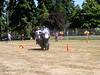 Field Events. Two-Wheeled games for the boys on toys