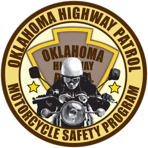 Motorcycle Safety Program Patch #3