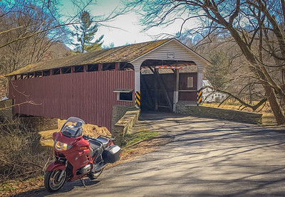 Mercer Covered Bridge