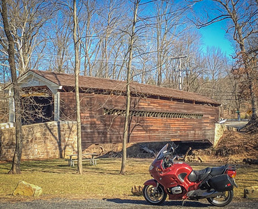 Rapps Covered Bridge