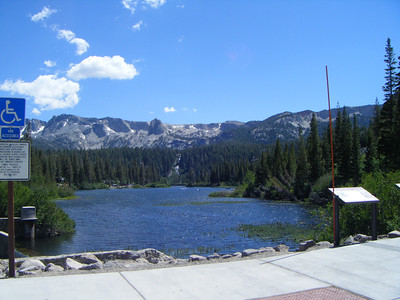 Lake Mary Mammoth Lakes