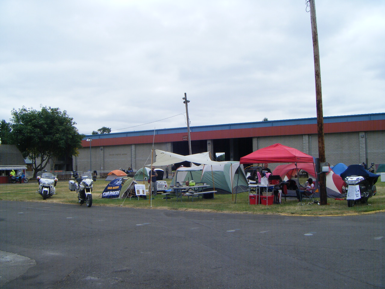 Salem fairgrounds