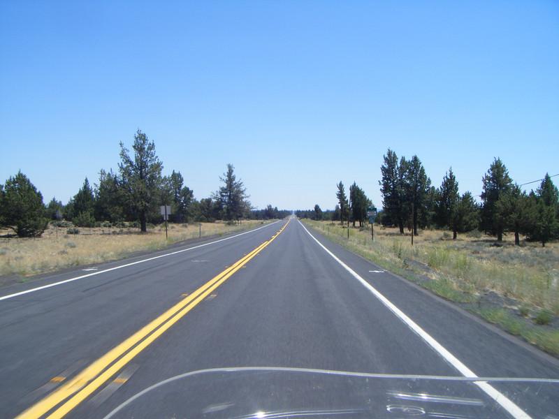 North of Reno 395