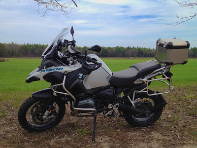 2014 BMW R1200GS-W Adventure
