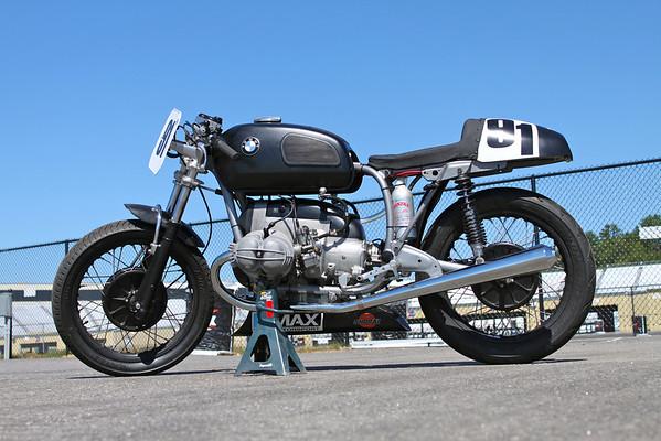 BMW /5 race bike