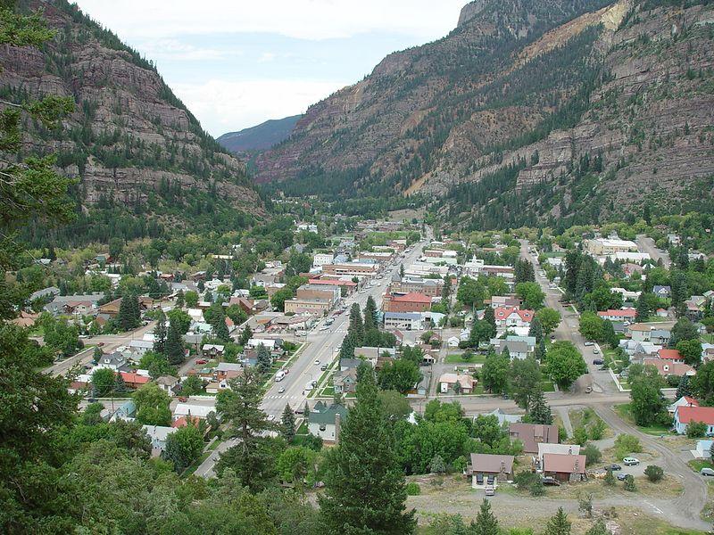 Ouray Colorado.