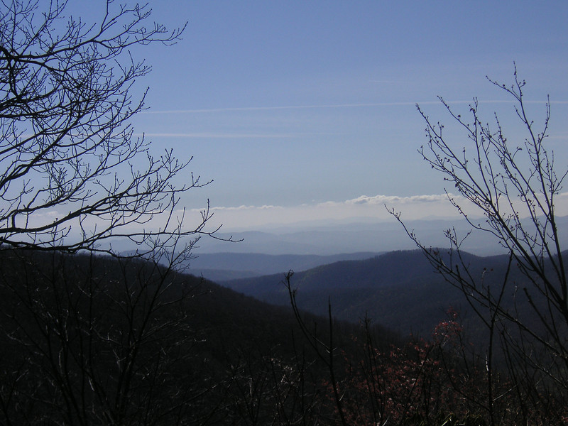 View from Pisgah Inn