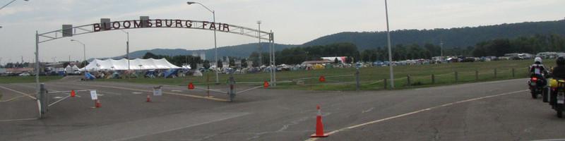 BMWMOA Rally - 6500+ showed up!