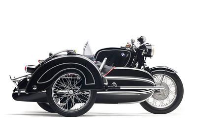 Airhead BMW classic Sidecars
