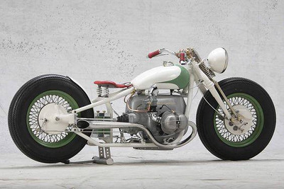 DBBP BMW BOBBER.. to Much style, not much substance