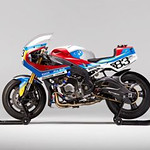 OPtimus-PraeM, neo-Retro Hypersport!  BMW S1000rr Customized by praem