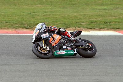 Ryuichi Kiyonari, HM Plant Honda. BSB Superbikes.
