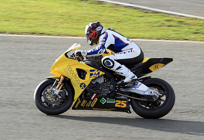 David Anthony, Doodson Motorsport BMW. BSB Superbikes Evo Class, Race 2.