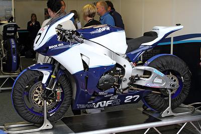 Team WFR Honda.