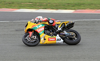 Tommy Hill, Swan Yamaha. BSB Superbike.
