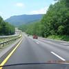 I26 heading towards the Saluda grade.