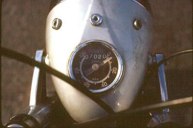 1968 Ducati 250