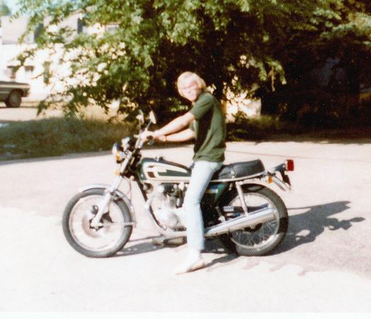 1974 CB 360 Honda