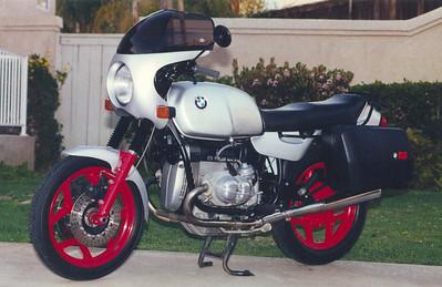 1985 BMW R100S