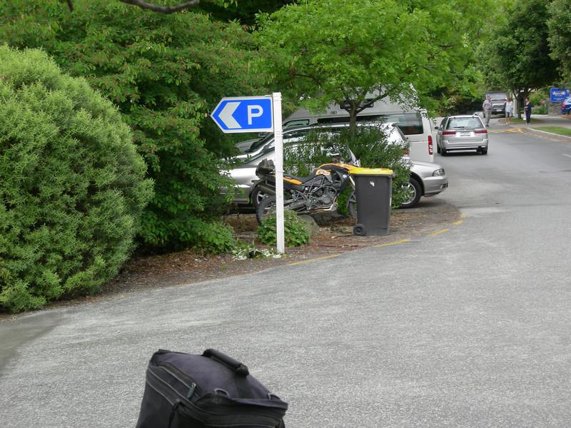 BMW or wheelie bin??