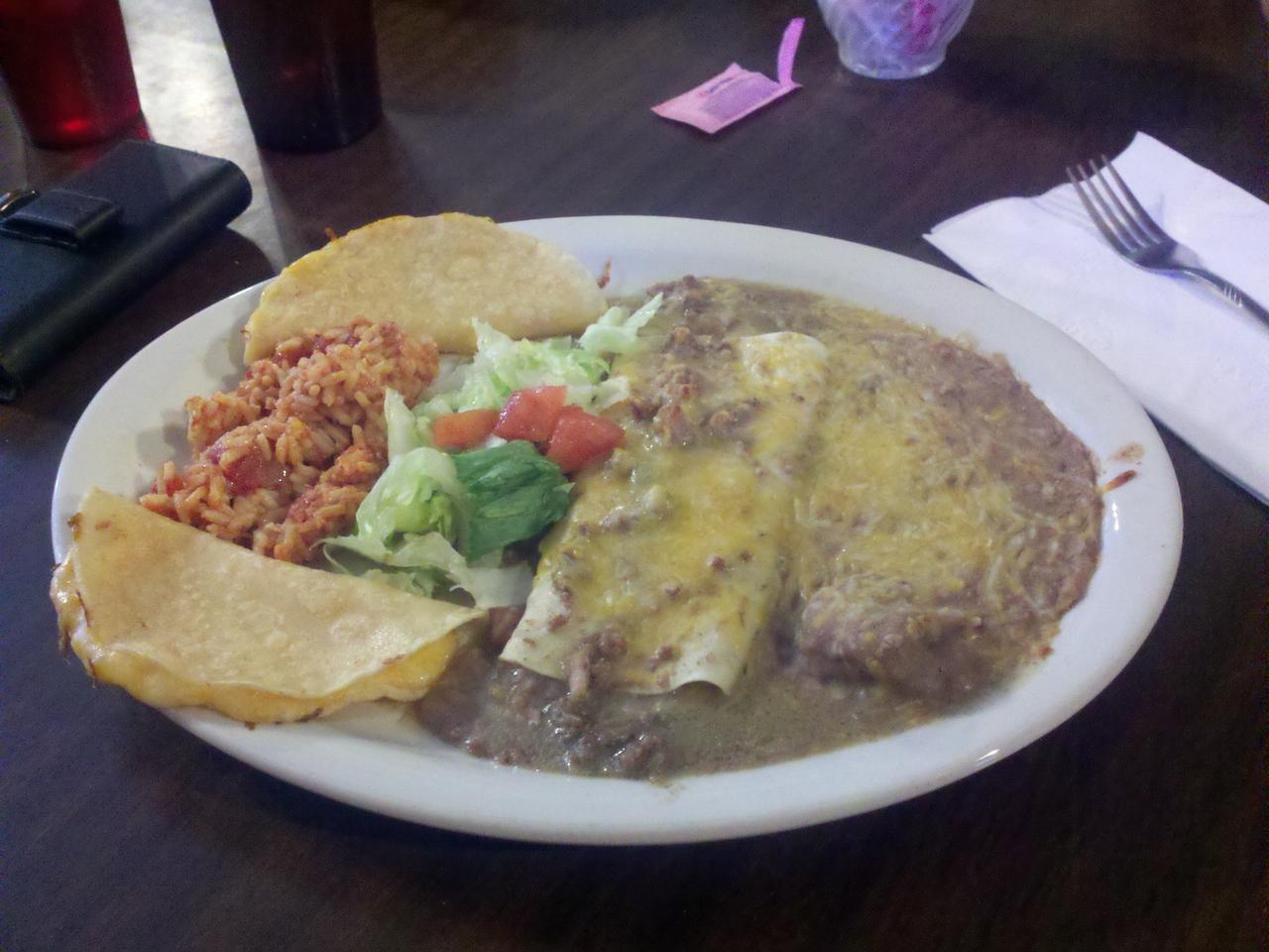 Romeros Lunch Silverton