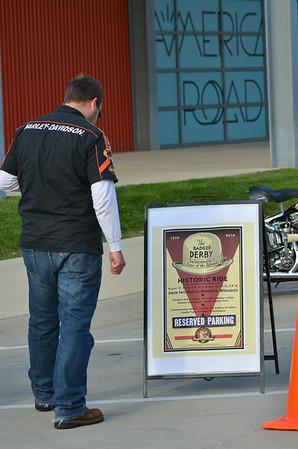 Badger Derby 2014