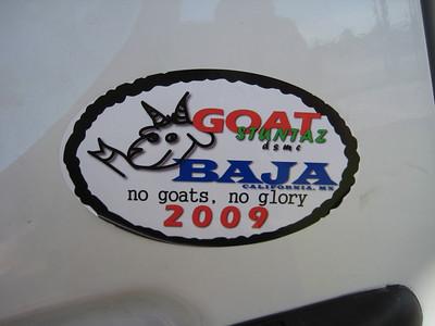 No Goats, No Glory.
