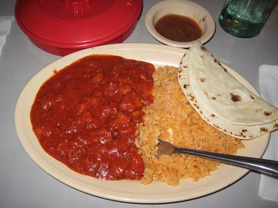 Red chili!