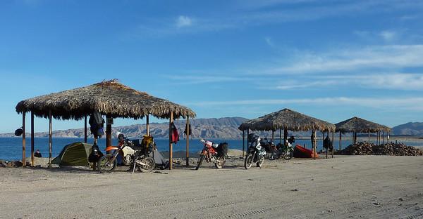 day 3 & 4 San Felipe to Gonzaga Bay