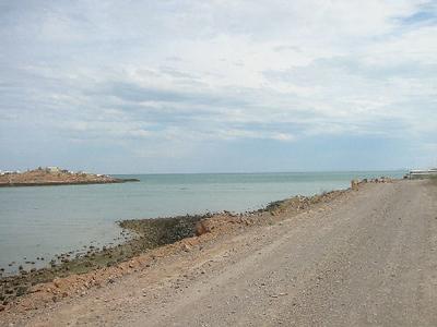The Bahia at Puertecitos.