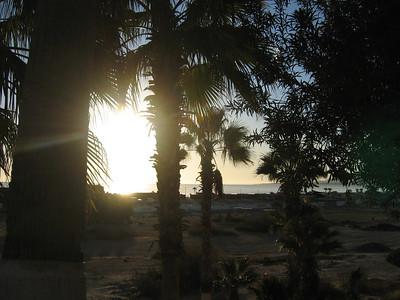 Sunrise in San Felipe, day 2.