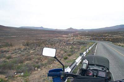 Highway 1 South of Catavina