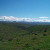 Lush landscape North of Ensenada