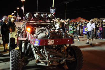 Baja - Race Finish Line