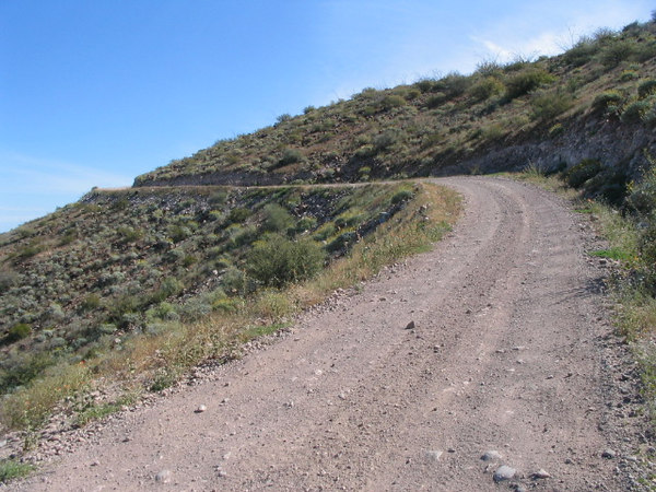 Baja Ride:  Dec. '06  - Jan. '07
