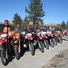 First ride crew 2006 in the pine forest