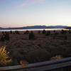 Late in the day north of Susanville CA.