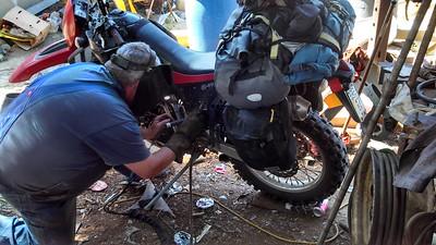 Oscar welding
