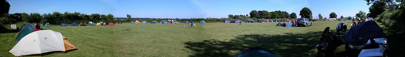 Huge panoramic view of the site.... click on 'original' for full size image