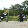 auf der Flucht vor der SL- Autobahnvignette