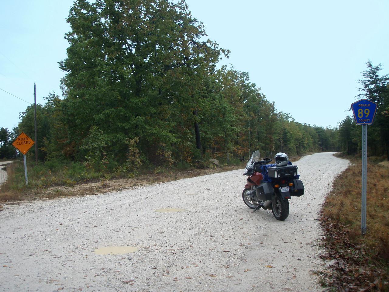 A little detour