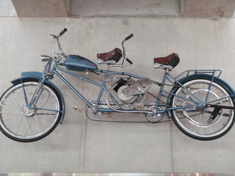 Wonder what my wife would think about replacing our tandem with this!