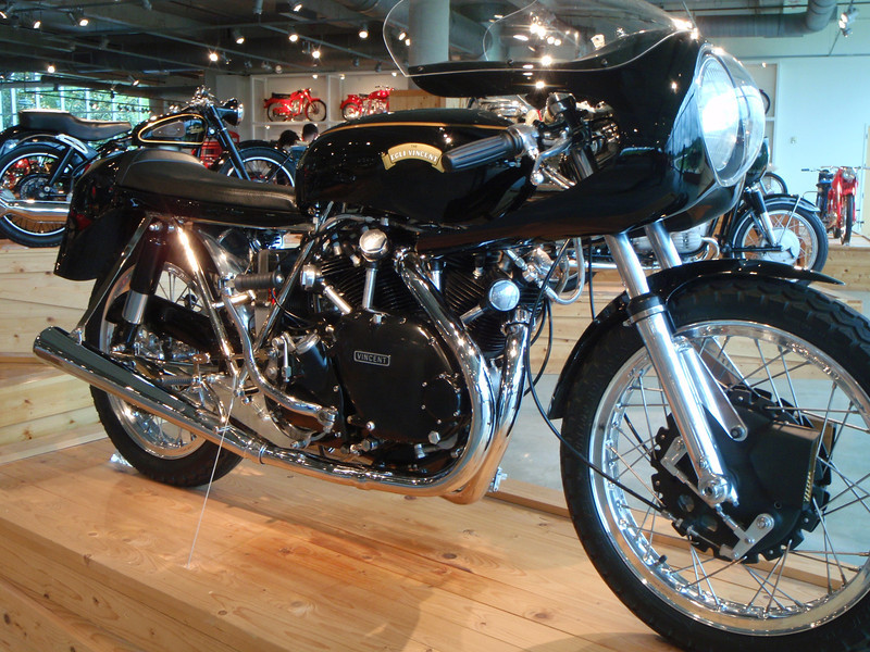 This was one of Egli's favorite bikes. He told me about it when I interviewed him in 1986.