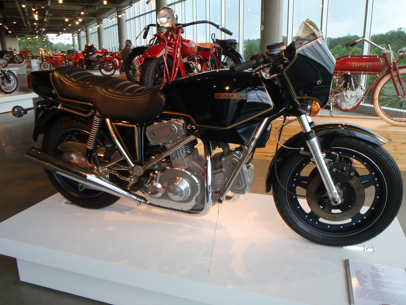 I've ridden one of these at Lord Hesketh's house in 1985.