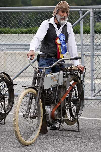The Century Motorcycle Race at Barber Motorsports Vintage Festival 2009.