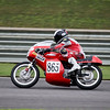 Vintage motorcycle racing at Barber Motorsports Vintage Festival 2009
