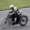 The Century Motorcycle Race at Barber Motorsports Vintage Festival 2009. It was great seeing these three 100 plus year old bikes go around the track.