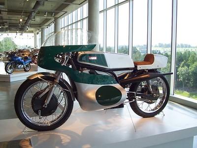 An MZ racer.
